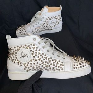 Christian Louboutin Shoes - AUTHENTIC MENS LOUBOUTIN SNEAKERS